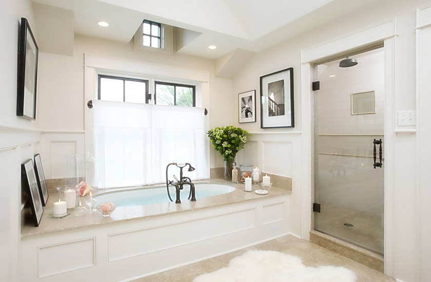 Basic Bathroom Remodel Set stark builders, inc. – bathroom remodel