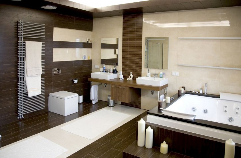 Stark builders inc bathroom remodel for Bathroom builders