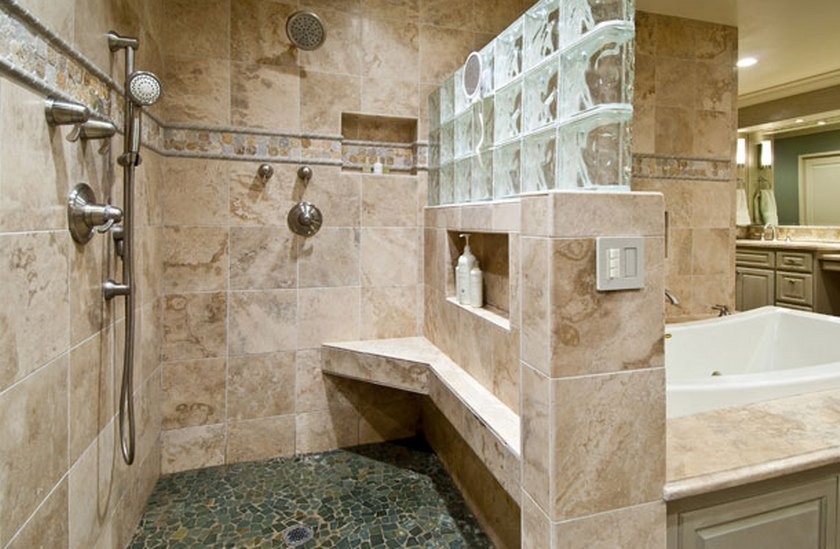 Stark builders inc bathroom remodel Chicago bathroom remodeling