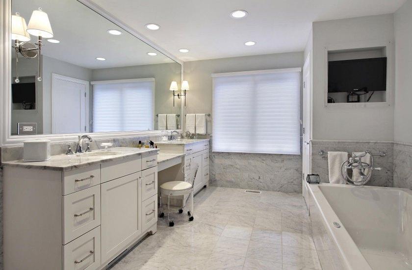 Stark Builders Inc Bathroom Remodeling - Discount bathroom remodel