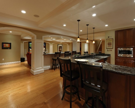 Basement Remodel in Chicago